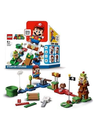 Lego Super Mario Adventures with Mario Starter Course 71360 Renkli